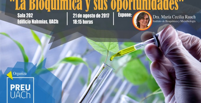 Afiche_charla-motivacional_ Maria Cecilia Rauch
